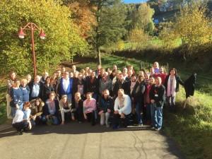 Doppeltes Ausbildungswochenende in Schimpach 29.-30.10.2016