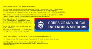 Annonce GSP